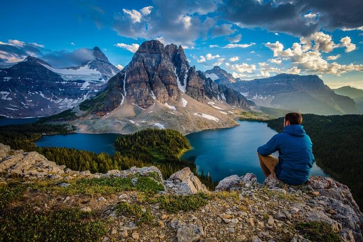 0.Захватывающие канадские пейзажи. Фото: fishki.net