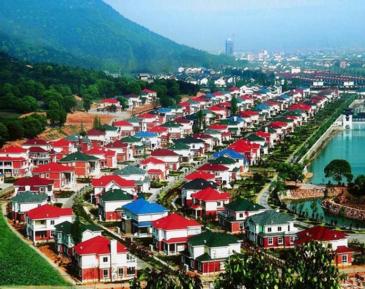 Деревня Хуаси Фото: uDuba
