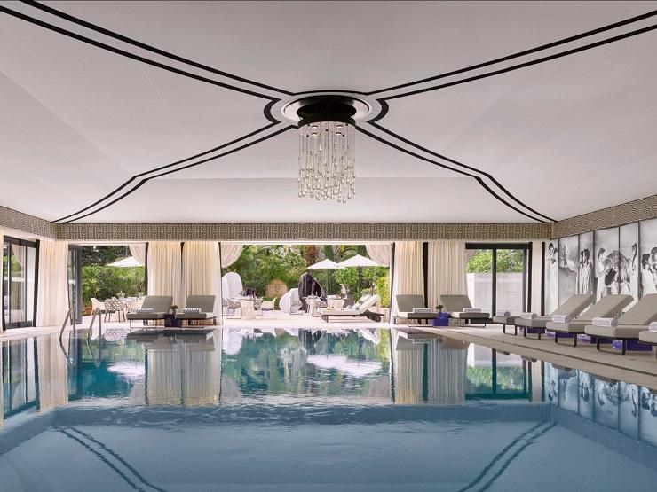 Отдых в Spa – то, что нужно утром, после роскошной вечеринки. Фото: www.luxury-hotels.ru