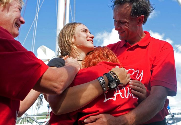 Разделить успех с темы, кто в тебя верил, – истинное счастье. Фото: pixanews.com