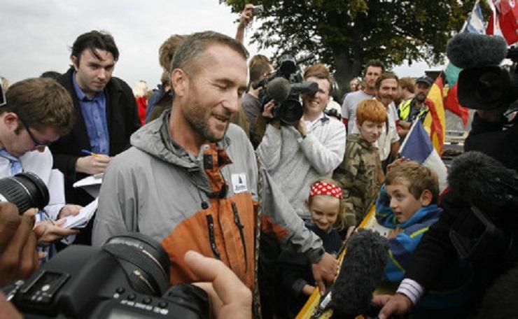 Свое путешествие Джейсон назвал победой над собой. Фото: segodnya.ua