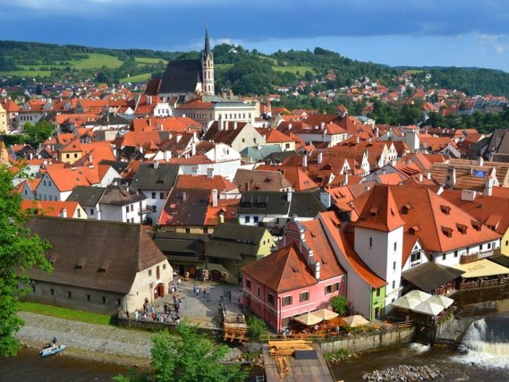 Чехия. Фото: Злата Прага