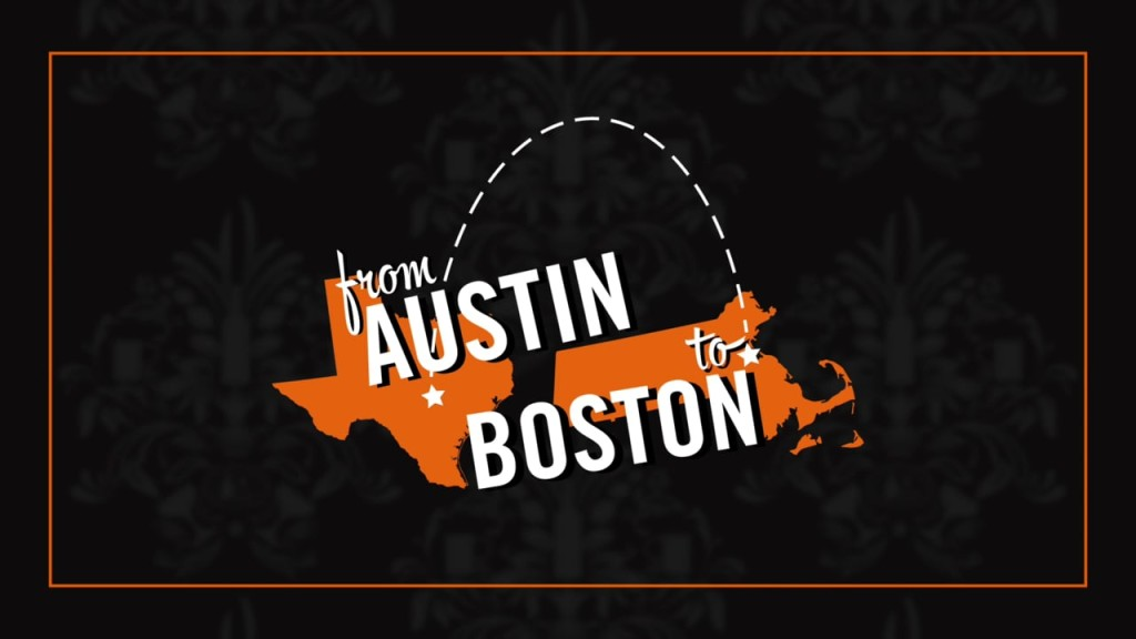 Austin to Boston. Фото: vimeo.com