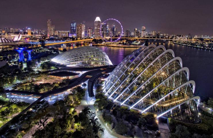 Сингапур Фото: BitNovosti.com