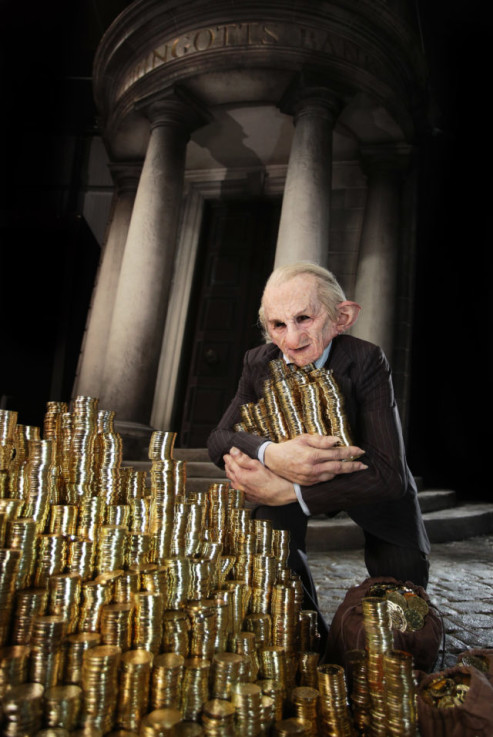 Warner Bros Tour London - The Making of Harry Potter