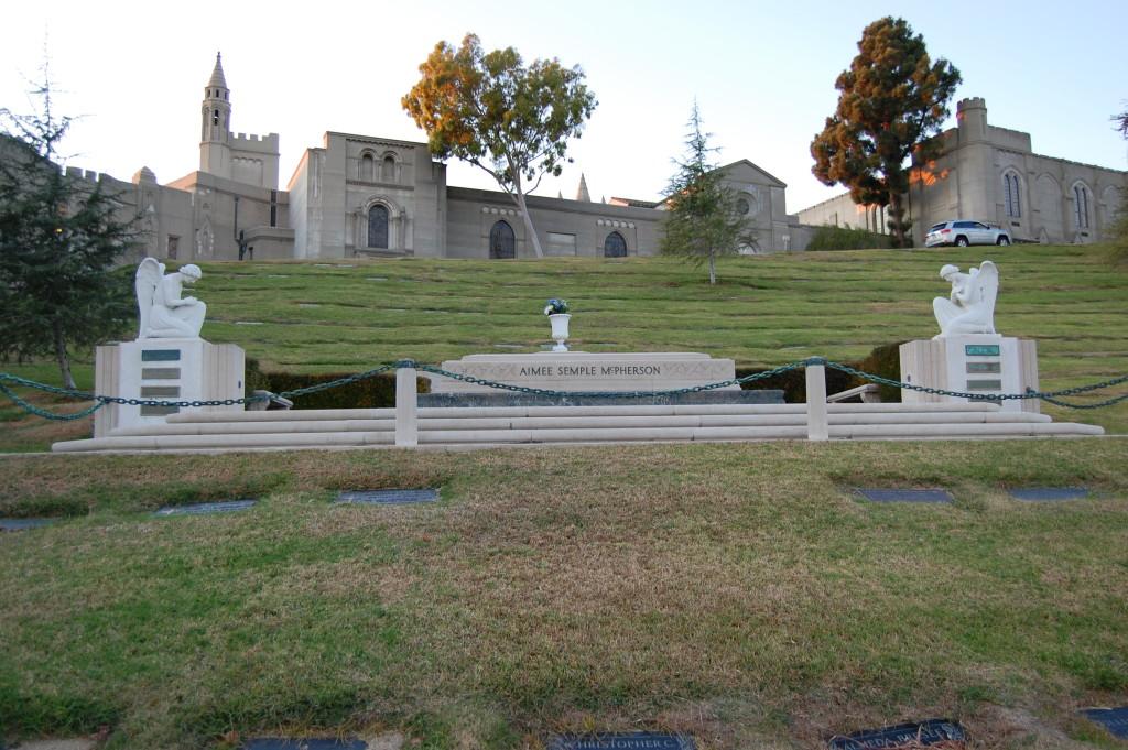 Кладбище Hollywood Forever, Лос-Анджелес