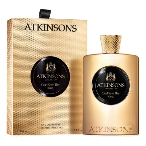 Atkinsons, Oud Save the King