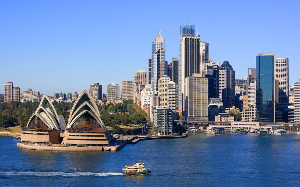 Австралия Фото: lifehacker.ru