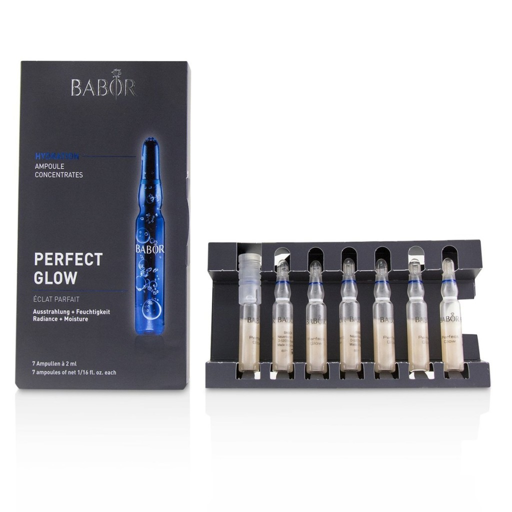 Babor, Perfect Glow Ampoule Concentrates