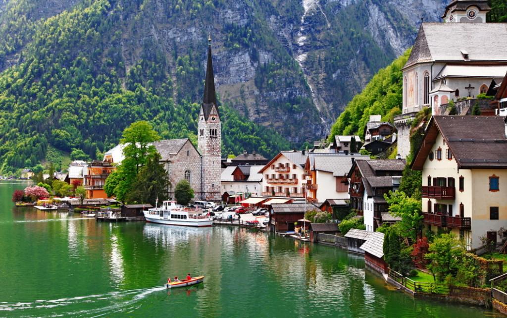Австрия. Фото: Fountravel
