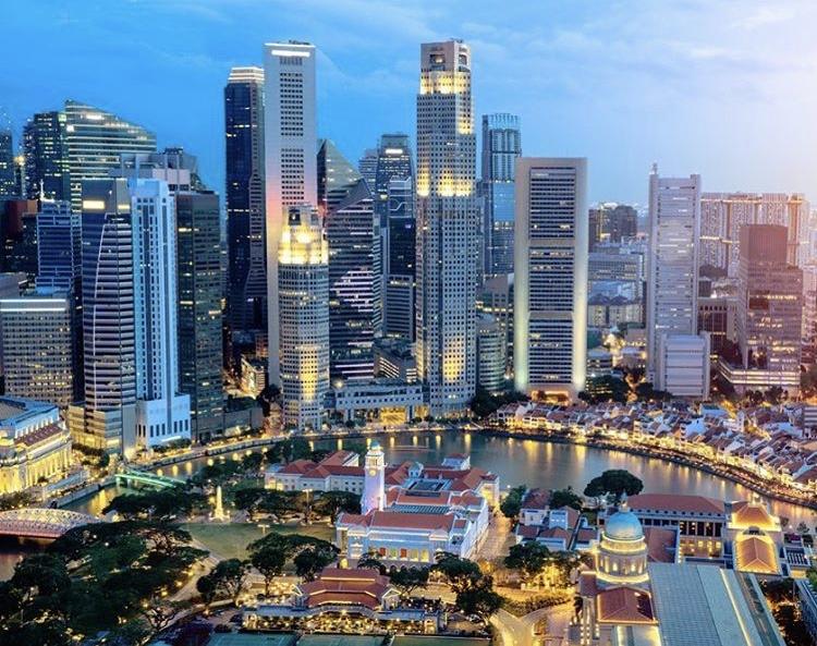 Сингапур. Фото: Instagram