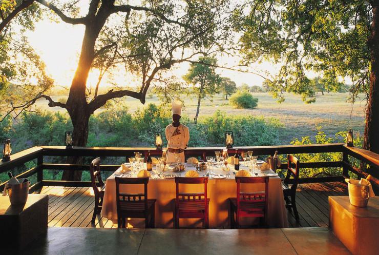 Sabi Sabi Luxury Safari Lodges