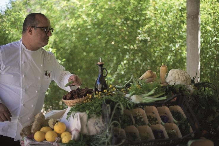 Шеф-повар Чиччо Султано. Фото: topsignature.ru