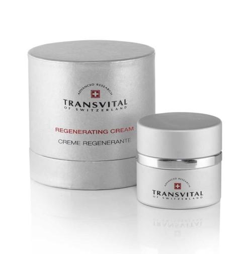 Transvital, Regenerating Cream Precious Formula