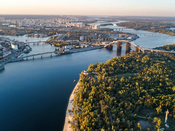 Величественный Киев. Фото: accorhotels.com