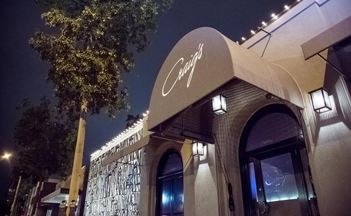 Ресторан CRAIG'S