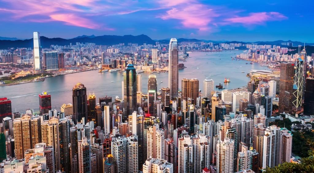 Гонконг Фото: stroyobzor.ua