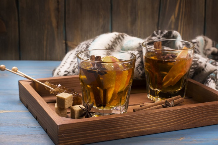 Грог – напиток британских моряков. Фото: receptnapitkov.ru