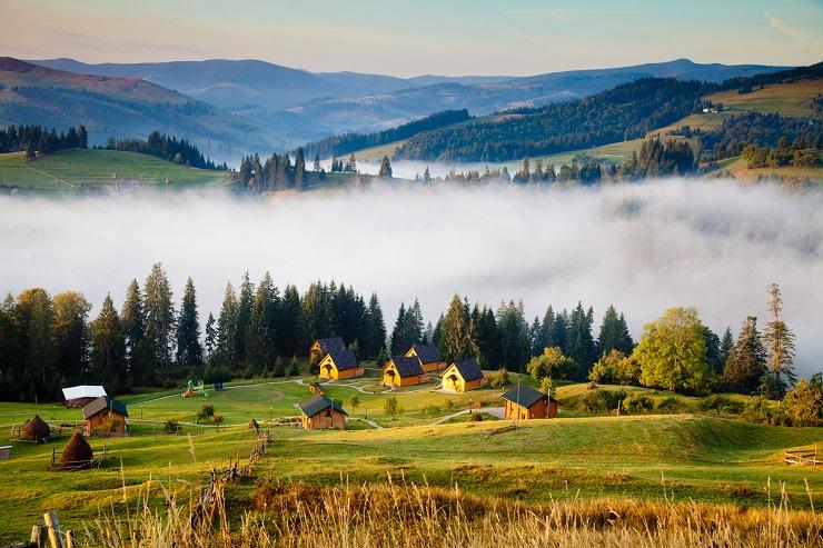 Карпаты. Фото: Dengi.ua