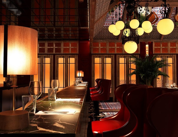 Ресторан ETXEKO в BLESS Hotel Madrid: antennadaily.ru