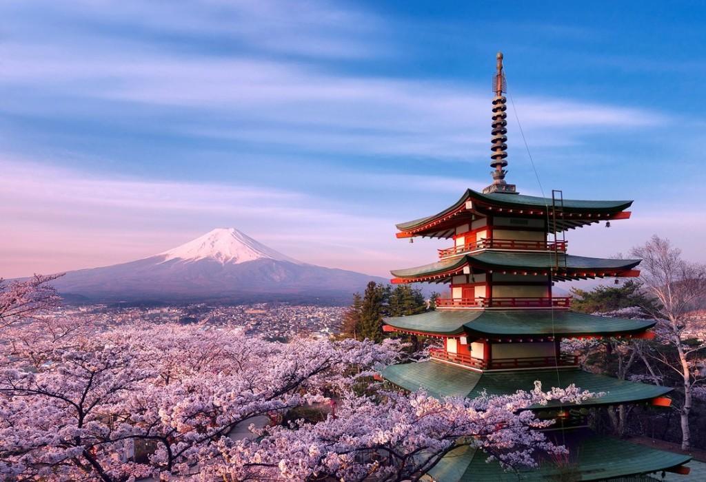 Япония Фото: Турпром