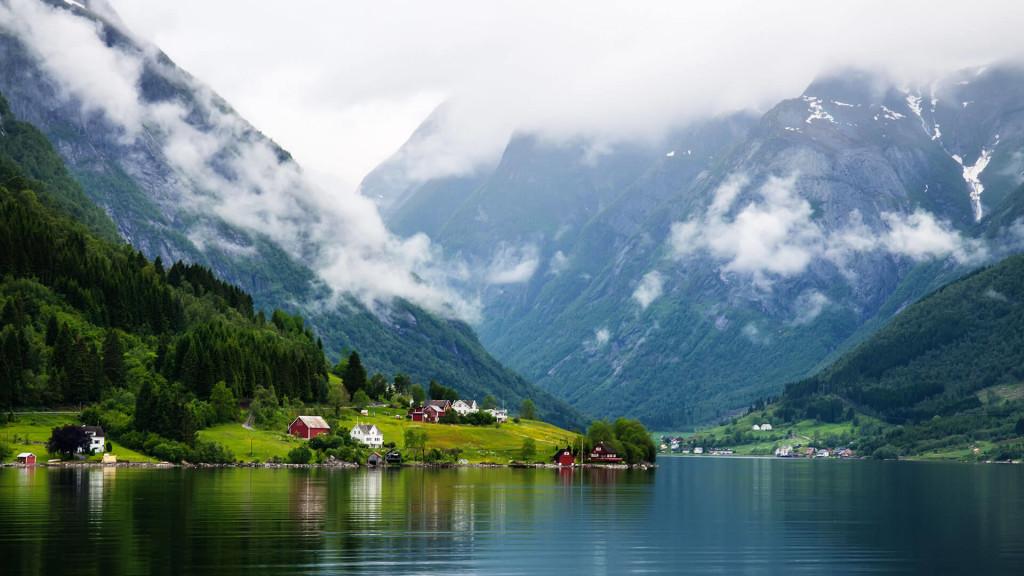 Норвегия. Фото: Kuku Travel