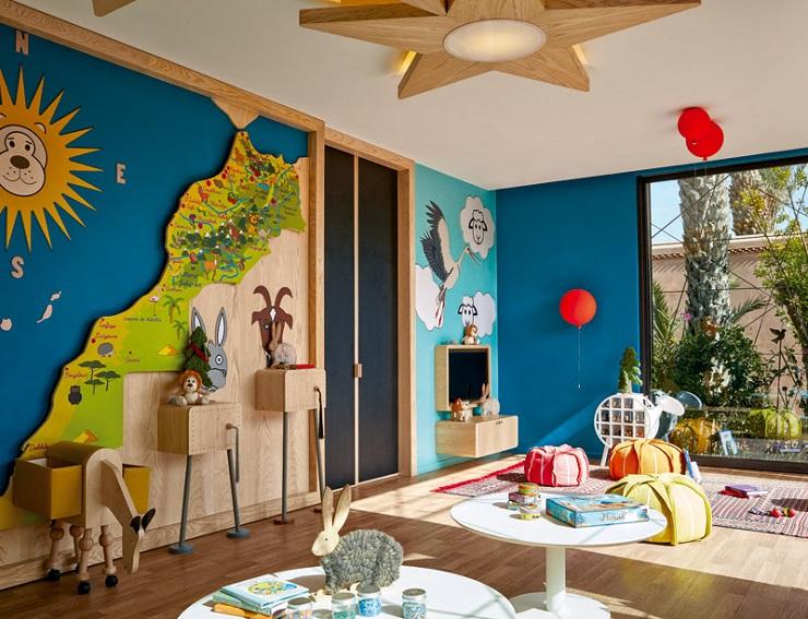 Kids` Club - лучшее место для детского досуга. Фото: luxury-hotels.ru