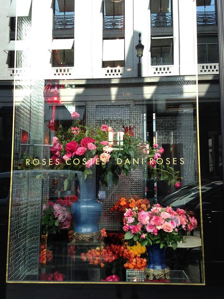 Roses Costes Dani Roses. Фото: facebook.
