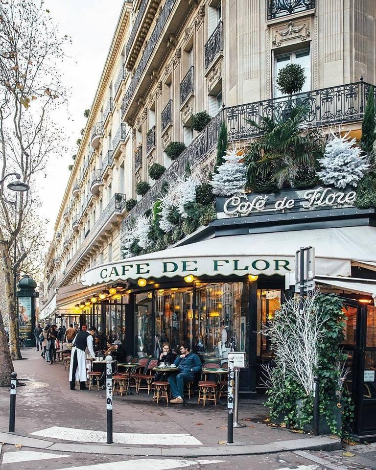 Café de Flore. Фото: facebook/Cafedefloreofficial