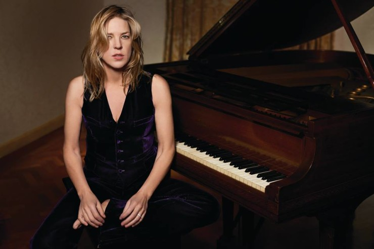 Дайана Кролл выступит на фестивале Leopolis Jazz