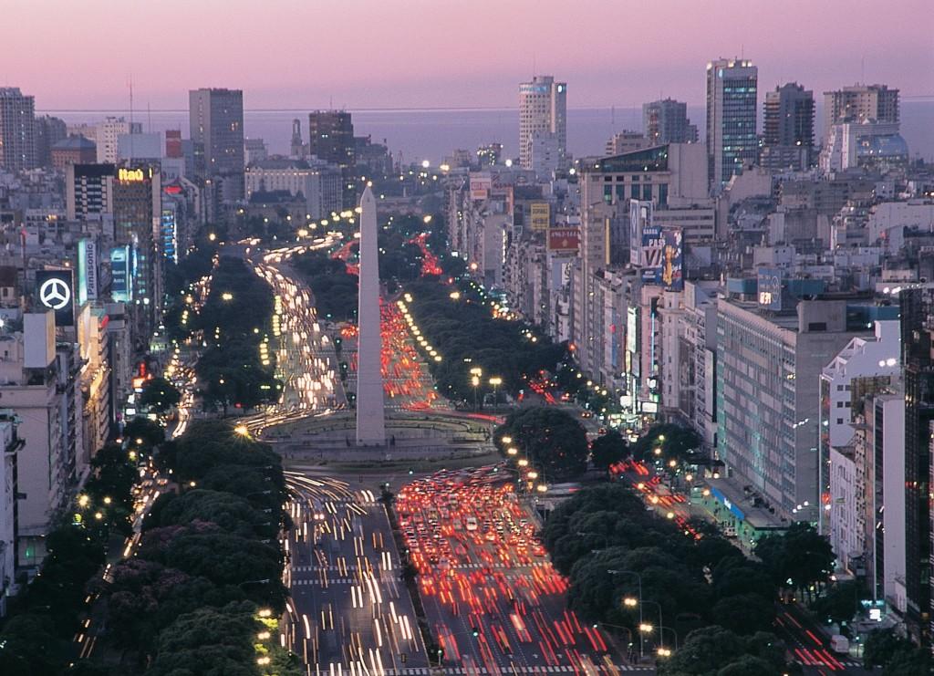 Буэнос-Айрес Фото: yandex.uz