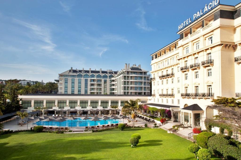 HOTEL PALACIO ESTORIL Фото: Booking.com