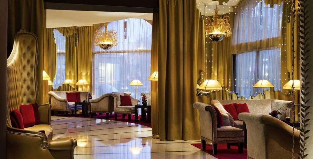 Hotel Barriere Le Fouquet's Paris