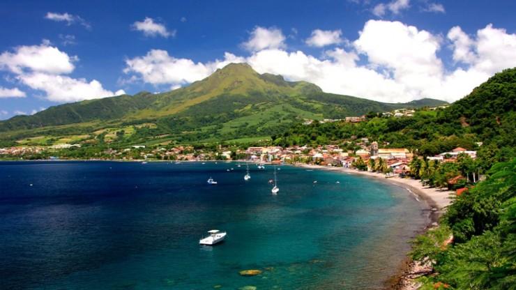 остров Мартиника  Фото: easyvoyage.com
