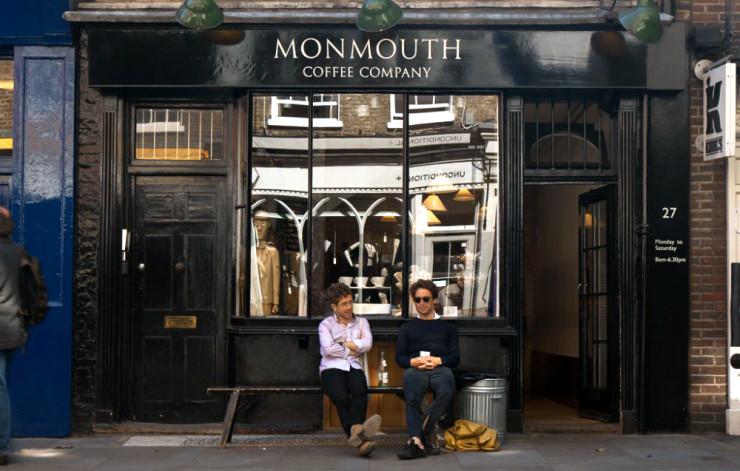 Фото: Monmouth Coffee Company