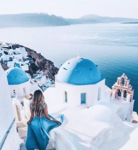 Греция Фото: Pinterest