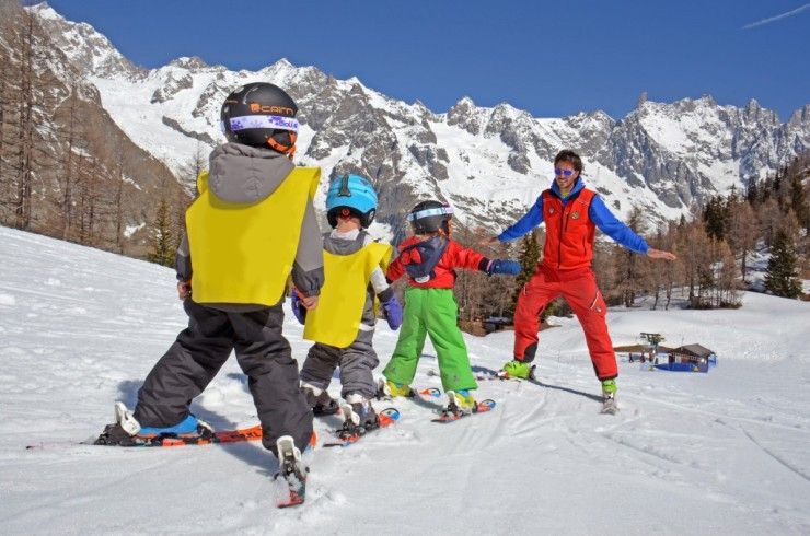 Le Massif Ski School