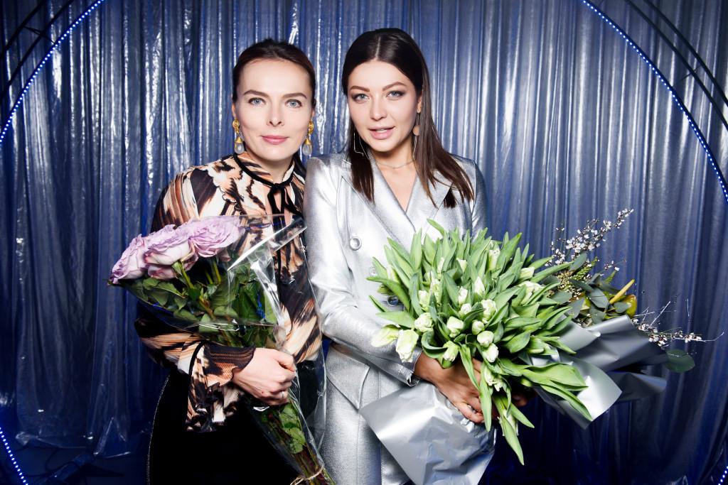 Виктория Белая и Ива Неролли