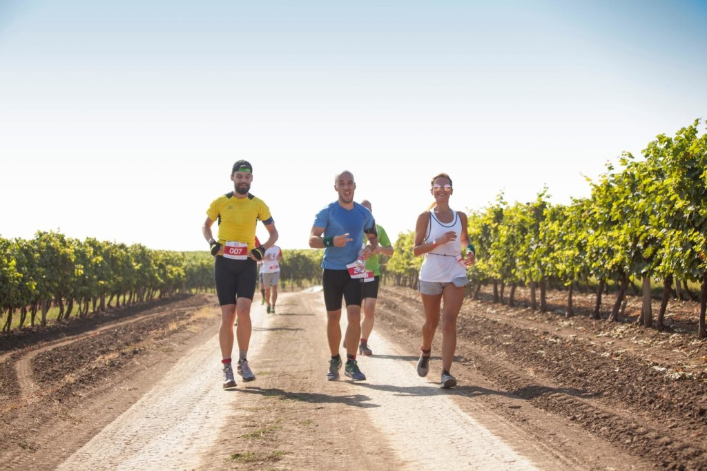 Purcari Wine Run Фото: moldova.travel