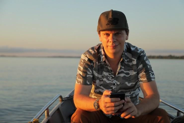 """Дмитрий Комаров в Бразилии, """"Мир наизнанку"""""""