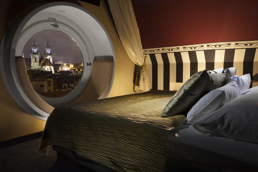 The Tower Suite Фото: Hotel Paris Prague