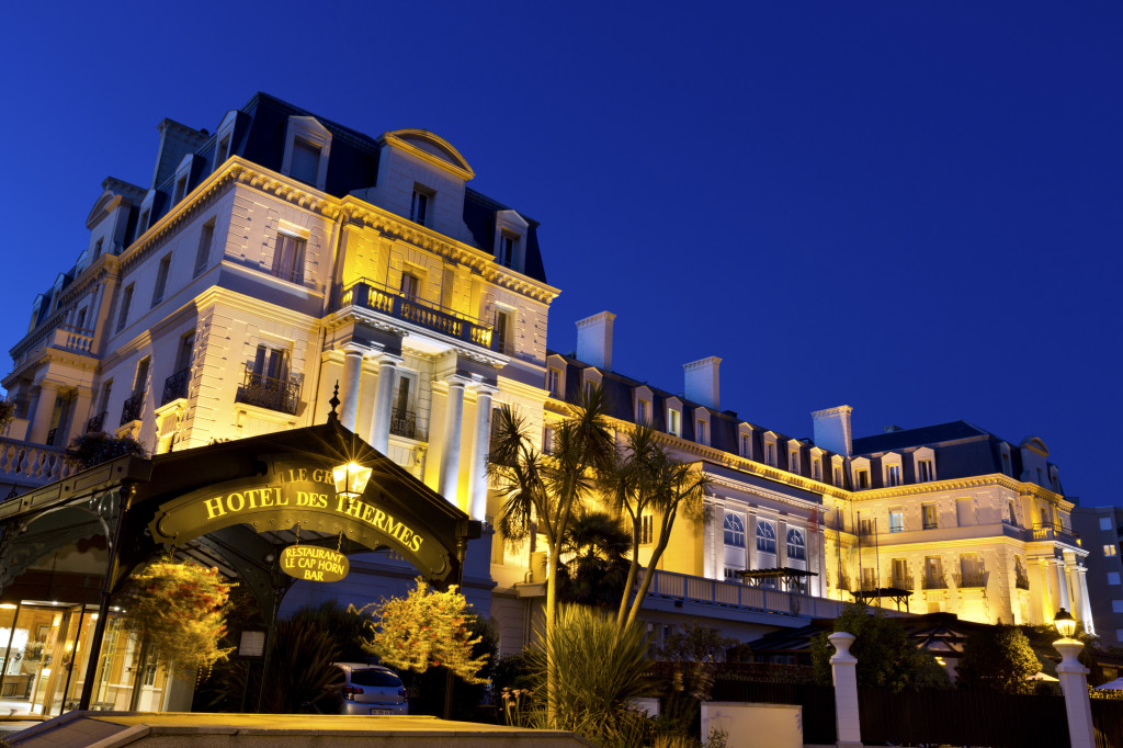Фото: Le Grand Hotel des Thermes