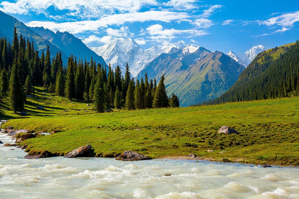 Киргизия Фото: Enjourney