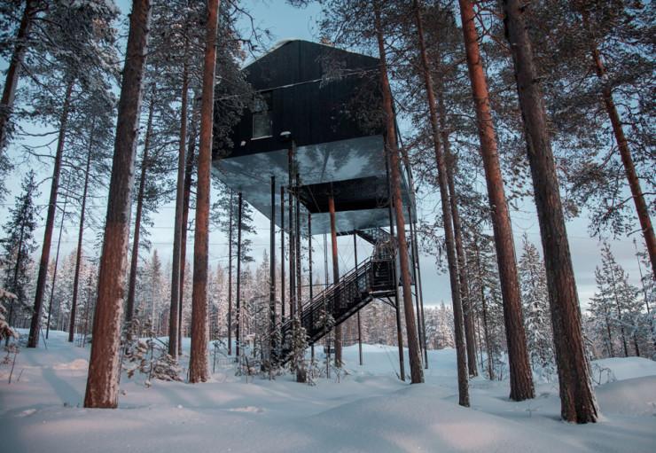 Фото: http://www.treehotel.se