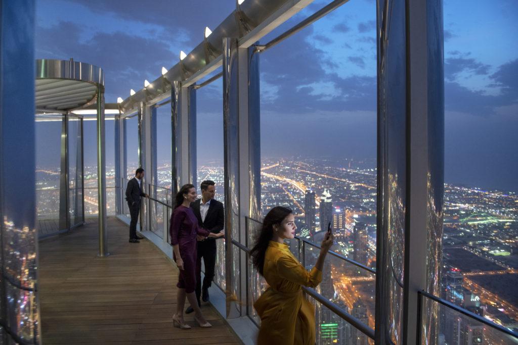 Burj Khalifa что посмотреть в Дубае за неделю