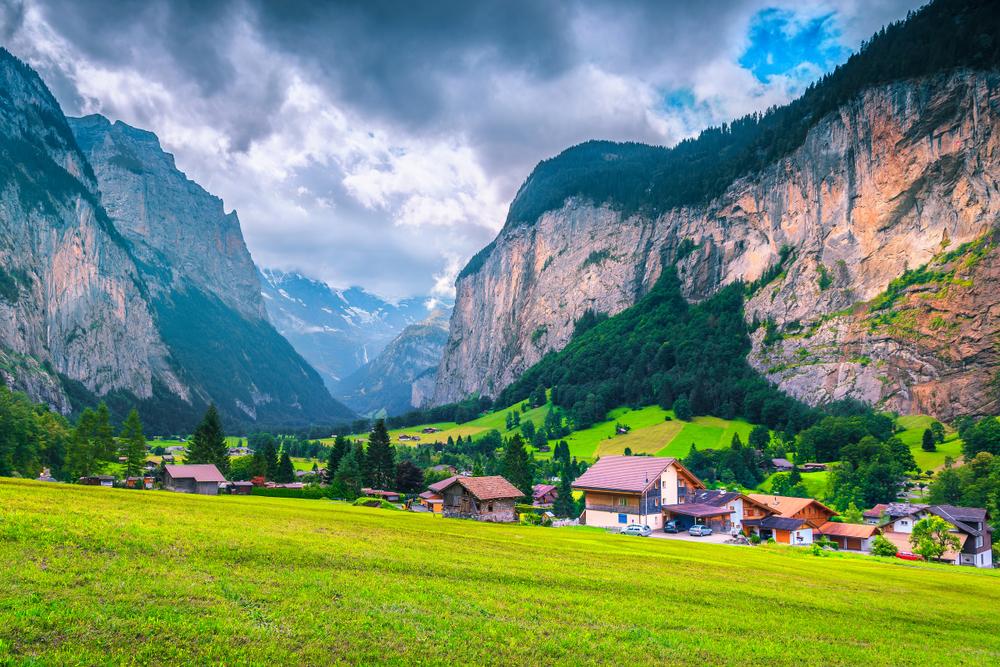 швейцария дома
