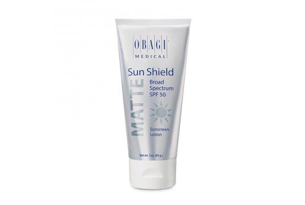 Матирующий солнцезащитный крем SPF 50 / Sun Shield Matte Broad Spectrum SPF 50
