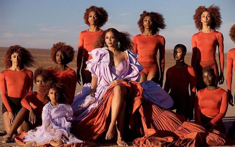 Бейонсе сняла клип в Африке