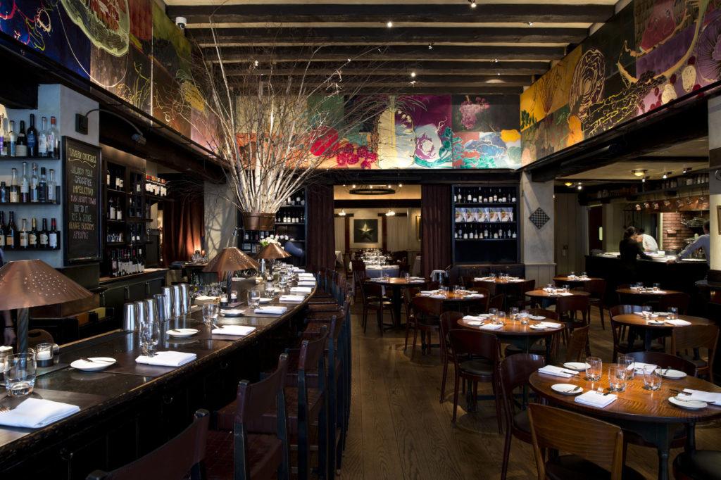 "Ресторан из сериала ""Сплетница"" Gramercy Tavern. Фото: The Infatuation"