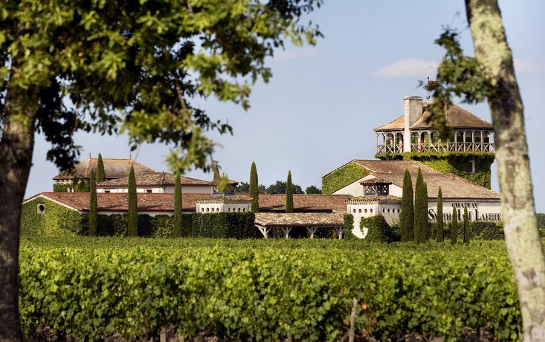 Виноделие в Бордо - Château Smith Haut Lafitte